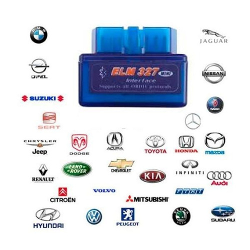 escaner automotriz elm327 obd2 v2.1 escaner bluetooth