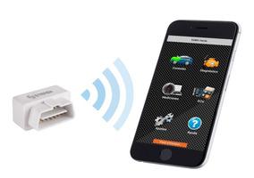 Escáner Automotriz Obd2 Wi-fi Para iPhone Y Andr | Scan-020