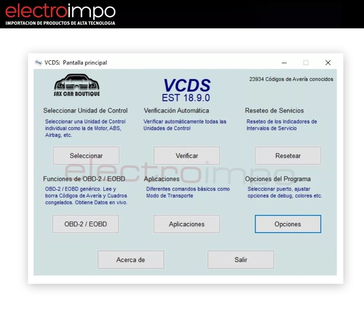 Escaner Automotriz Vag Com Hex V2 18 9 Interfaz Usb 2019 Env