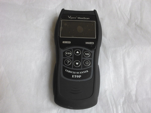 escaner automotriz vgate vs890 motor y transmision