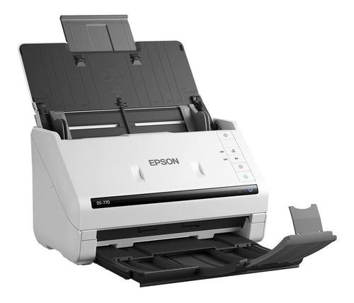 escáner de documentos dúplex a color epson ds770