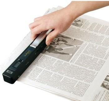 escaner de mano portátil 600x600 dpi pantalla lcd colores