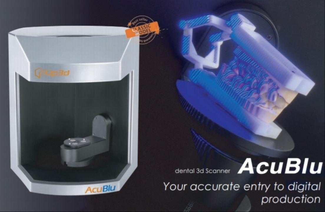 Escaner Dental Laboratorio Exocad Protesis
