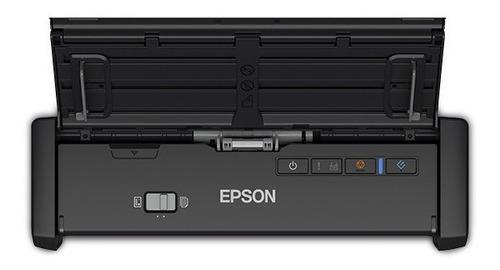 escáner epson ds-320 dúplex portátil para documentos