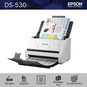 Escaner Epson Ds-530 35ppm Resolución 600dpi Usb 3.0 Duplex