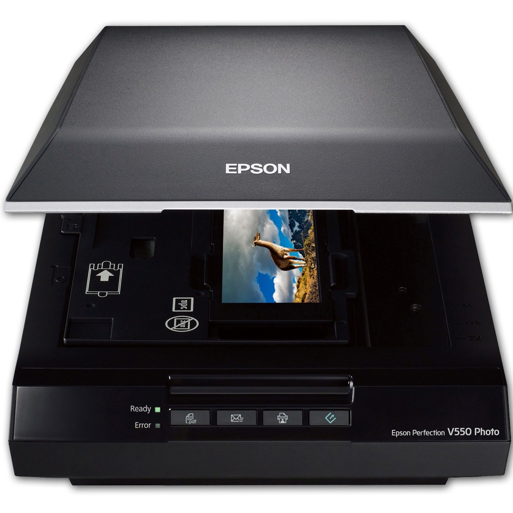 Escaner Epson V550 Perfection Fotos Peliculas Doc Mexx - $ 9.199,00 ...
