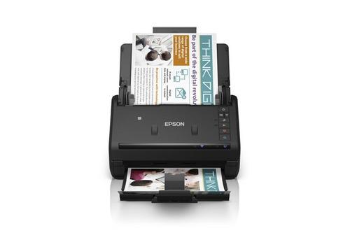 escaner epson workforce es-500w 600dpi color duplex wifi lan