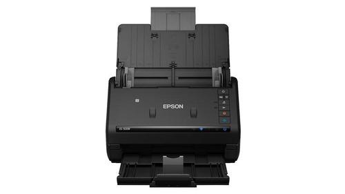 escáner epson workforce es-500w wifi