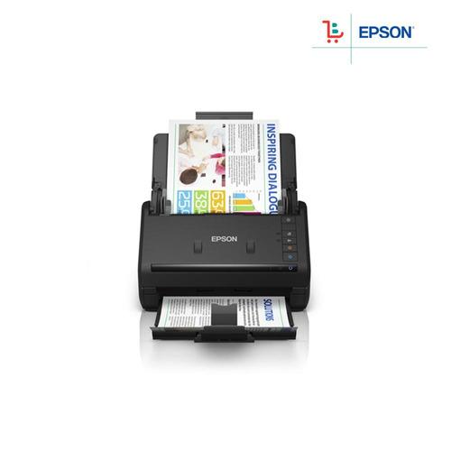 escaner epson workforce es400 alto volumen