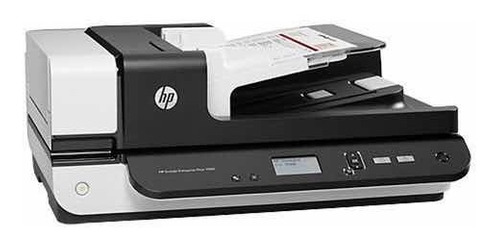 escaner hp flow 7500
