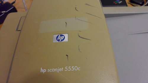 escaner hp scanjet 5550c con ocr