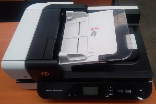escaner hp scanjet enterprise 7500 (remanufacturado)