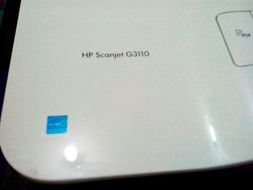 escaner hp scanjet g3110 de oportunidad