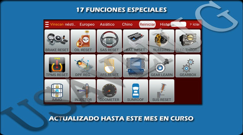 escaner launch easydiag android full marcas español