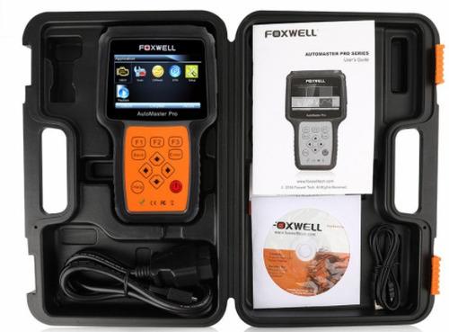 escaner para diagnostico automotriz foxwell