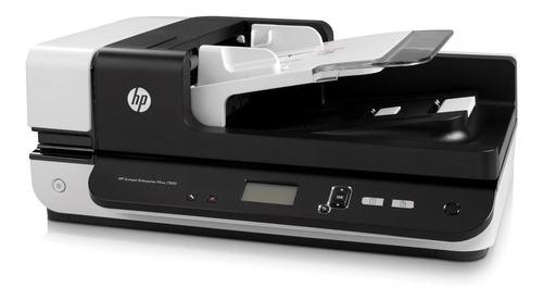 escaner plano hp 7500 l2725b scanjet enterprise flow
