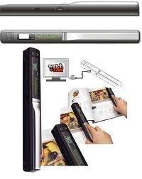 escaner portátil  handy scan