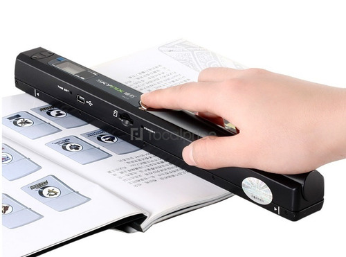 escáner portátil  skypix tsn-415 de 900 dpi
