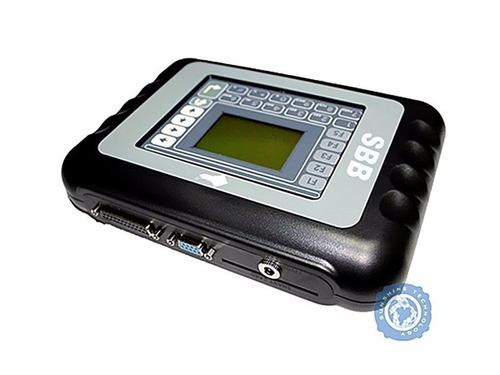 escáner programador de llaves sbb silca