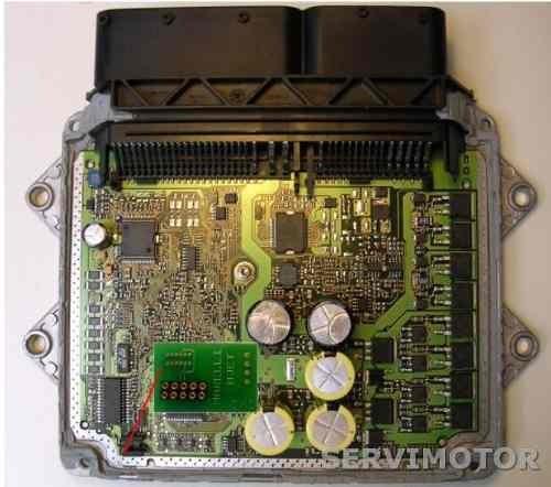 escaner programador galletto 4 master fgtech v54  bdm & obd2