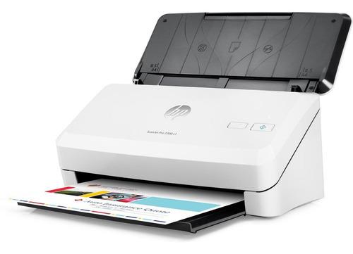escaner scanjet hp pro 2000 s1 con alimentacion de hojas l27