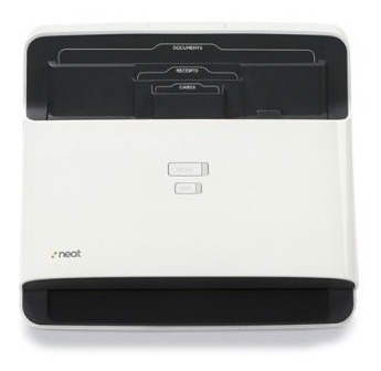 escáner scanner de documentos pc y mac neatdesk