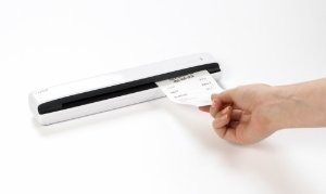 escáner scanner portátil de tickets recibos neatreceipts