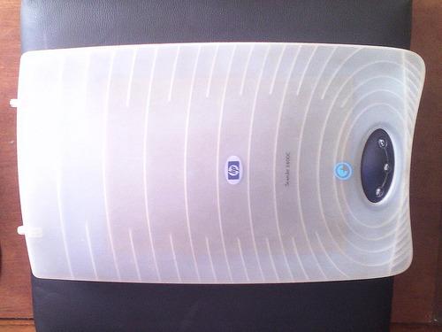escanner. hp. scanjet 3400c.