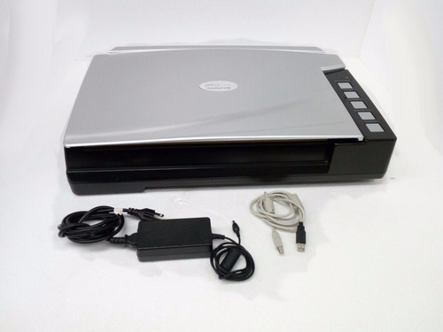 escanner para libros y tabloide plustek opticbook a300 usado