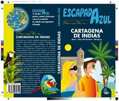 escapada azul. cartagena de indias(libro viajes)