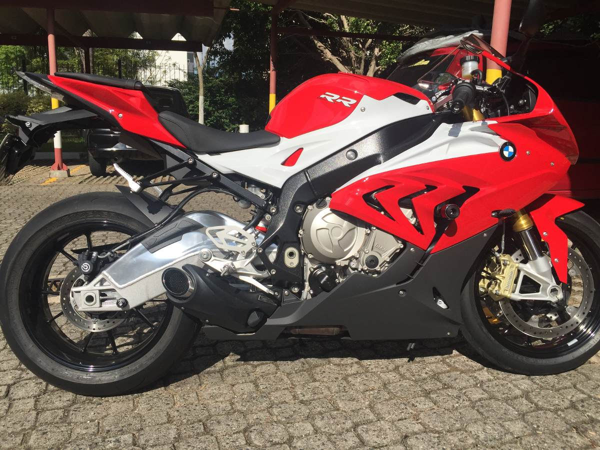 Escapamento Cs Racing Bmw S1000rr 2015 2016 R 1 480 00