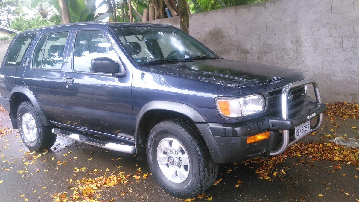 Escapamento Nissan Pathfinder 96-2004 3 3 4x4 V6 Bengala Esq