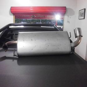 Escapamento Original Subaru Wrx 09 A 012 Impecavel Pouco Uso