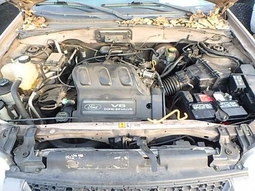 escape 01 motor 3.0 transmision autopartes usadas orig