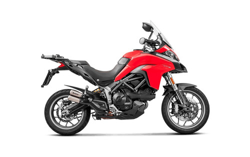 escape akrapovic slip on line ducati multistrada 950 mdelta