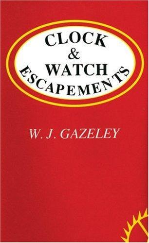 escape de reloj y reloj
