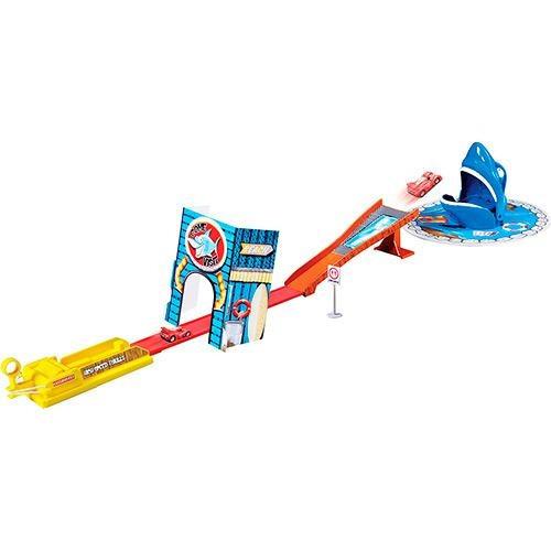 escape del tiburon pista de autos maisto - fair play toys