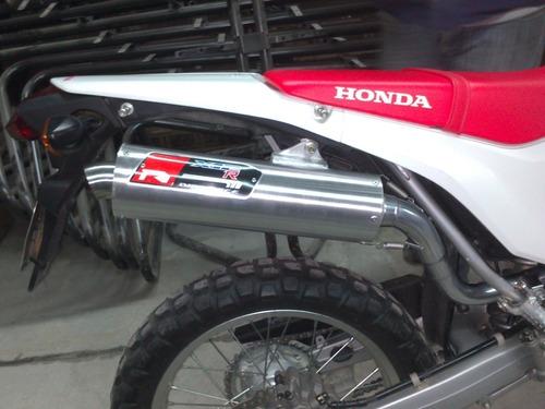 escape deportivo honda crf 250 l 2013-2014 - cuotas