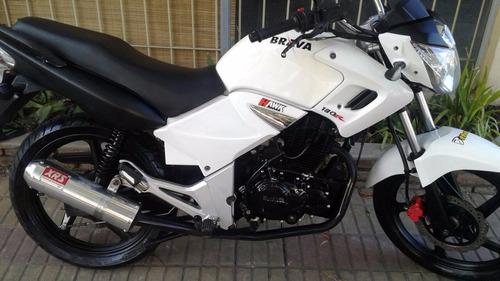 escape deportivo xrs motos - brava altino 150 r y 180 r