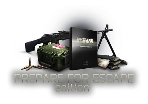 escape from tarkov left behind edition (digital)