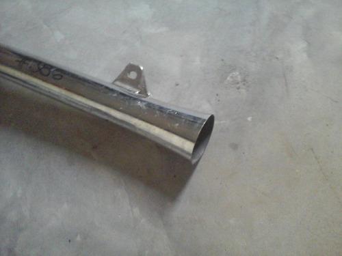 escape mofle silenciador moto honda cb 550 650 79 - 82