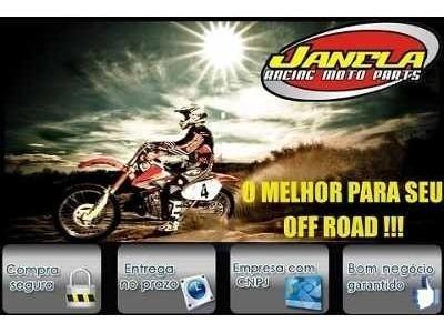 escape ponteira + curva belparts ttr 230 motocross