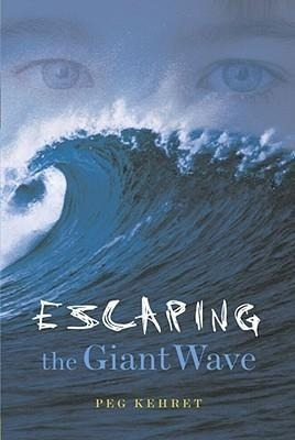 escaping the giant wave - peg kehret - simon & schuster