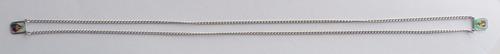 escapulário de aço com comprimento de  60 cm 981.