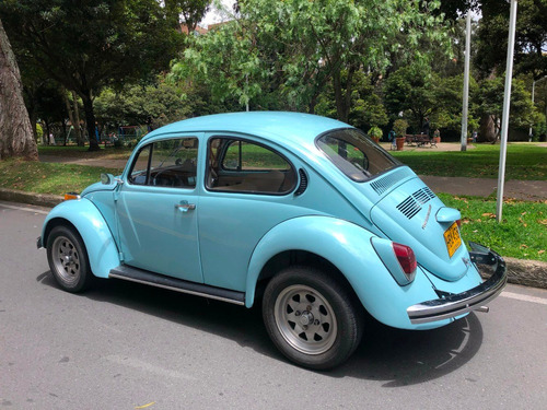 escarabajo alemán 72 restaurado 100%