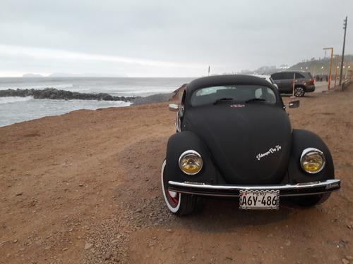 escarabajo bajo volkswagen