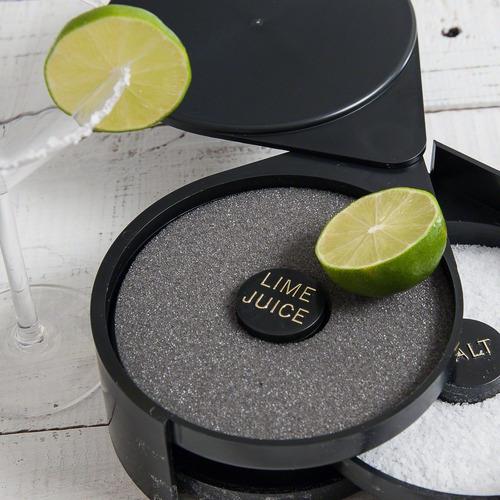 escarchador vasos copas 2 discos barman bartender micheladas