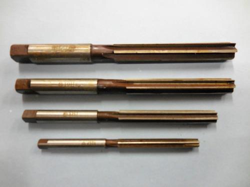 escareadores fijos (set 4 pcs) 6, 8, 10 y 12mm