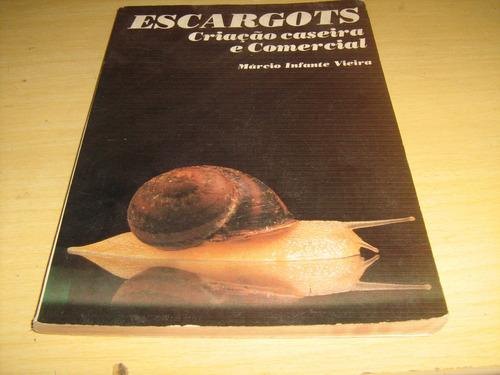 escargots criação caseira e comercial