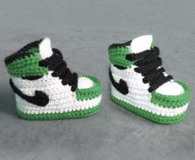 Jordan Crochet Nike Escarpines Nike Jordan Crochet Bebe Escarpines TclKJF31